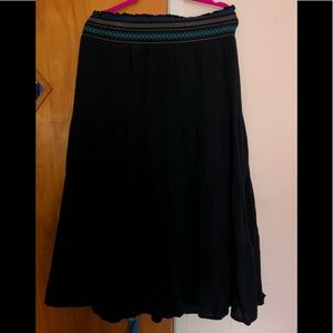 Cute Long Skirt can also be used as a dress